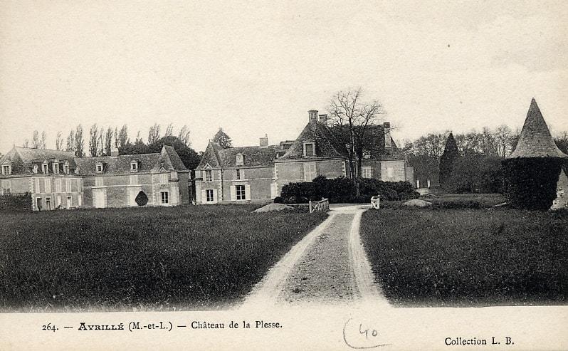 château-de-la-plesse